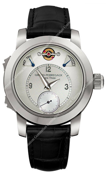 Girard-Perregaux Opera Men's Watch Model 99790-71-111-BA6A