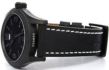 Glycine Incursore All Black Stealth Men's Watch Model 3874.999 Thumbnail 3