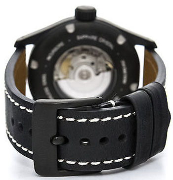Glycine Incursore All Black Stealth Men's Watch Model 3874.999 Thumbnail 2