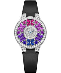 Graff Butterfly Ladies Watch Model BF32W-MultiColored