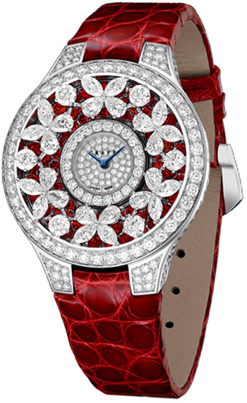 Graff Butterfly Ladies Watch Model BF32WGED-Ruby