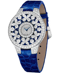 Graff Butterfly Ladies Watch Model: BF32WGED-Sapphire