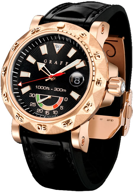 Graff Scuba Graff 47mm Men's Watch Model ScubaGraff1 Thumbnail 2