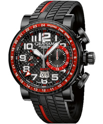 Graham Silverstone Men's Watch Model 2BLCB.B10A