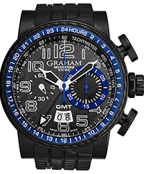 Graham Silverstone Men's Watch Model 2BLCB.B30A.K47N