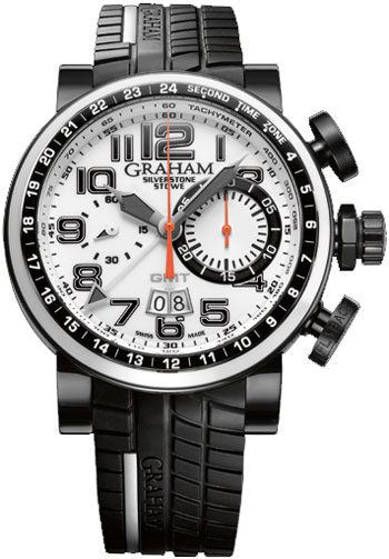 Graham Silverstone Men's Watch Model 2BLCD.W04A