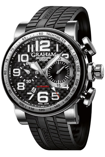 Graham Silverstone Men's Watch Model 2BLDC.B11A