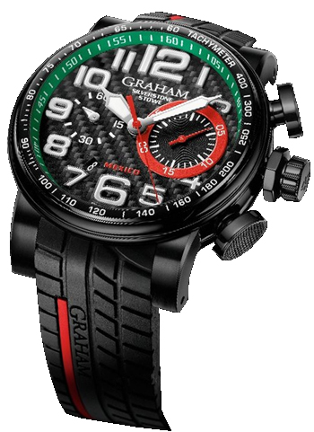 Graham Silverstone Men's Watch Model 2BLDC.B27A