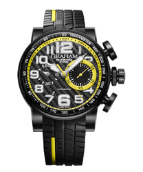 Graham Silverstone Mens Wristwatch
