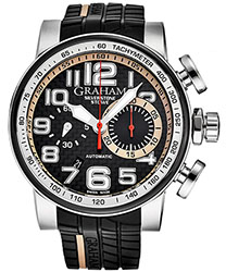 Graham Silverstone Men's Watch Model 2BLDC.E01B