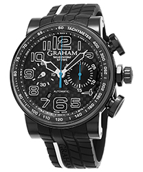 Graham Silverstone Men's Watch Model 2BLDC.U26A.K68N