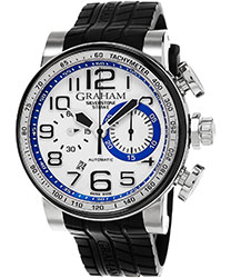 Graham Silverstone Men's Watch Model: 2BLDC.W07C