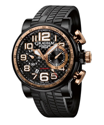 Graham Silverstone Men's Watch Model: 2BLDZ.B12A