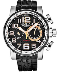 Graham Silverstone Men's Watch Model 2BLDZ.B12C