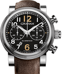 Graham Silverstone Men's Watch Model 2BLFS.B36A