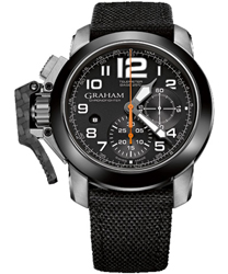 Graham  Chronofighter Oversize Men's Watch Model 2CCAC.B03A