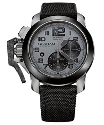 Graham  Chronofighter Oversize Men's Watch Model: 2CCAC.B08A.T12S