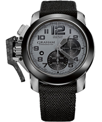 Graham  Chronofighter Oversize Mens Watch Model 2CCAC.S01A
