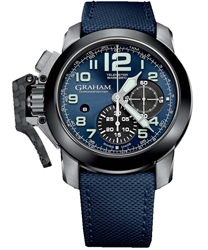 Graham  Chronofighter Oversize Mens Watch Model 2CCAC.U01A.T22S