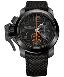 Graham  Chronofighter Oversize Mens Watch Model 2CCAU.B01A