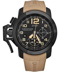 Graham Chronofighter Men's Watch Model 2CCAU.B02A.K93N