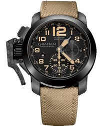 Graham  Chronofighter Oversize Men's Watch Model: 2CCAU.B02A