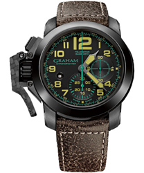 Graham  Chronofighter Oversize Men's Watch Model: 2CCAU.B09A