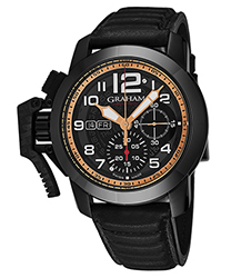 Graham Chronofighter Men's Watch Model 2CCAU.B31AL143N