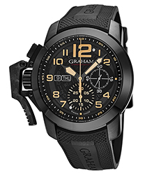 Graham Chronofighter Men's Watch Model: 2CCAU.B32A.K92B