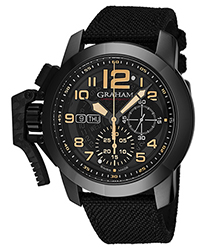 Graham Chronofighter Men's Watch Model: 2CCAU.B32AT128B