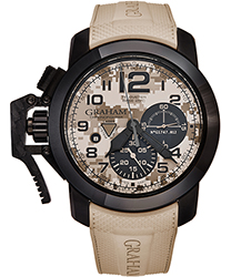 Graham Chronofighter Men's Watch Model: 2CCAU.E05B