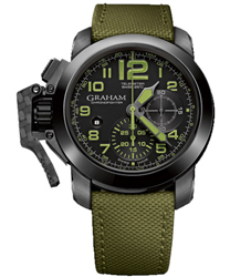 Graham  Chronofighter Oversize Men's Watch Model: 2CCAU.G01A