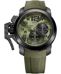 Graham Chronofighter Oversize Men's Watch Model: 2CCAU.G02B K9
