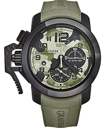 Graham Chronofighter Men's Watch Model 2CCAU.G02B