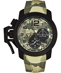 Graham Chronofighter Men's Watch Model 2CCAU.G05A