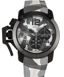 Graham Chronofighter Oversize Black Arrow Men's Watch Model: 2CCAU.S02A.K111N