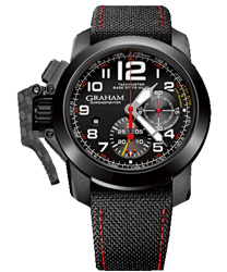 Graham TT Isle of Man Men's Watch Model: 2CCBK.B07A