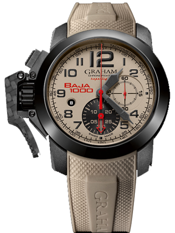 Graham  Chronofighter Oversize Men