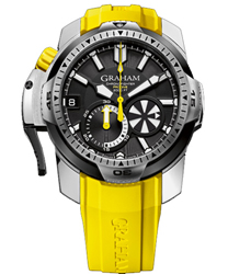 Graham Prodive Men's Watch Model: 2CDAV.B01A