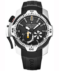 Graham Prodive Mens Watch Model 2CDAV.B02A