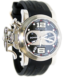 Graham Chronofighter R.A.C. Men's Watch Model: 2CRBS.B01A.K25B