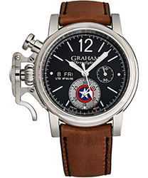 Graham Chronofighter Men's Watch Model: 2CVAS.B14AL128B