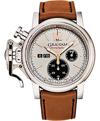 Graham Chronofighter Men's Watch Model 2CVAS.S03AL128B