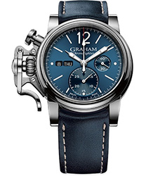 Graham Chronofighter Men's Watch Model 2CVAS.U01A