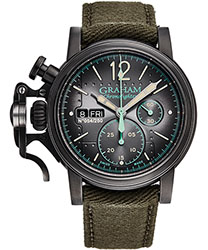 Graham Chronofighter Men's Watch Model 2CVAV.B17A.T35B