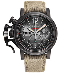 Graham Chronofighter Men's Watch Model 2CVAV.B18A.T38T