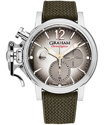 Graham Chronofighter Men's Watch Model 2CVDS.S02AK137B