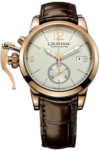 Graham Chronofighter Men's Watch Model 2CXAP.S03A.C138