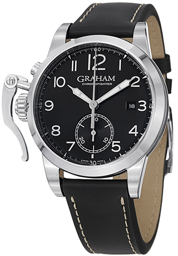 Graham Chronofighter Men's Watch Model 2CXAS.B01A