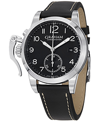 Graham Chronofighter Mens Watch Model 2CXAS.B01A